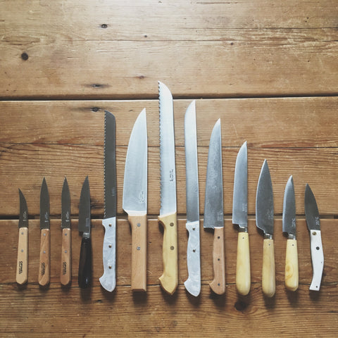 Kitchen knives on Sale Brook Farm General Store