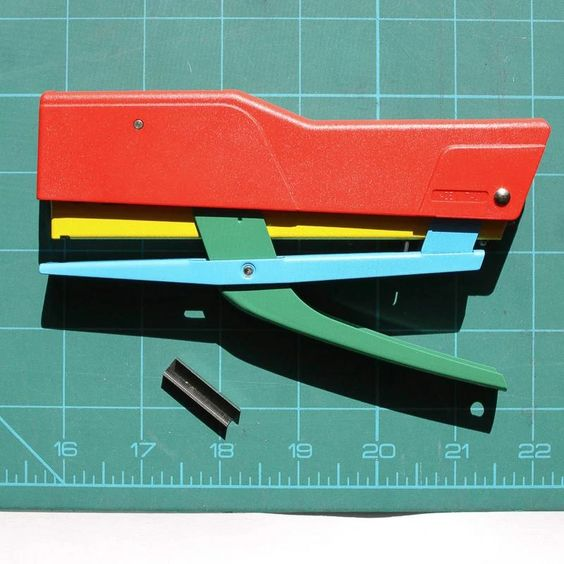Zenith 590 Mix Stapler Colors
