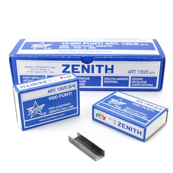 Zenith Staples 548/E and 590