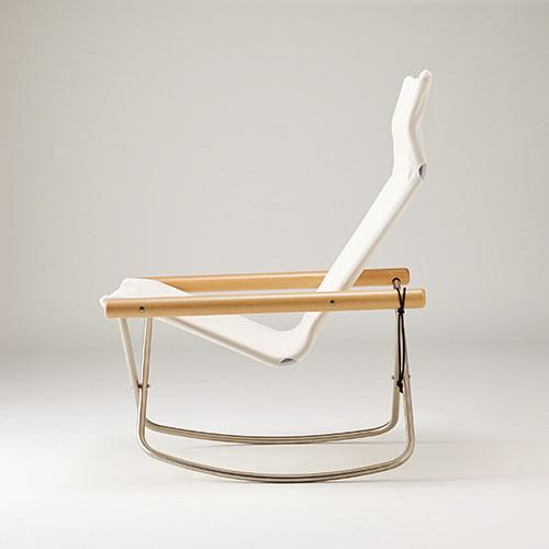 Ny Rocking Chair - white