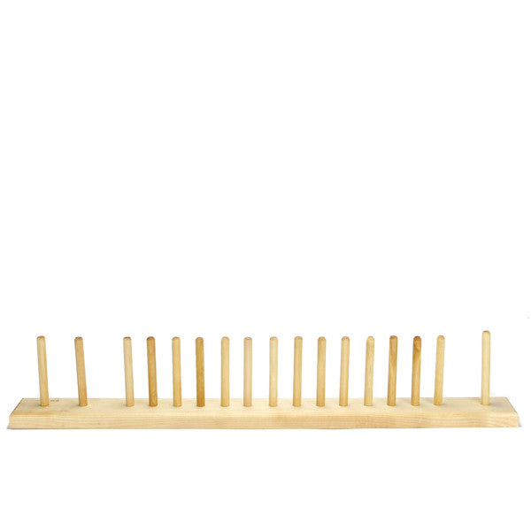 Birch Brush Rack