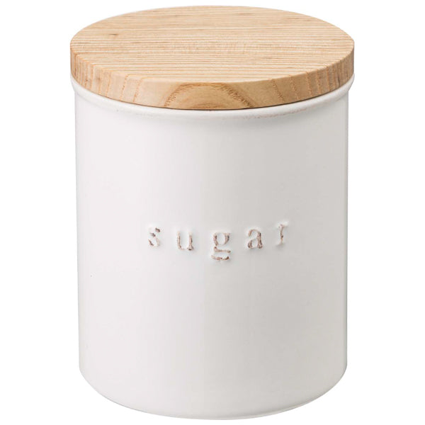 Ceramic Canister Sugar