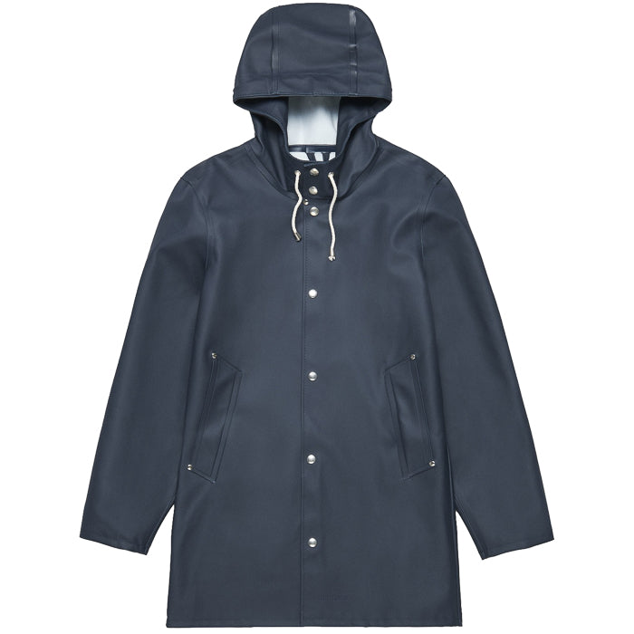 Classic Navy Raincoat
