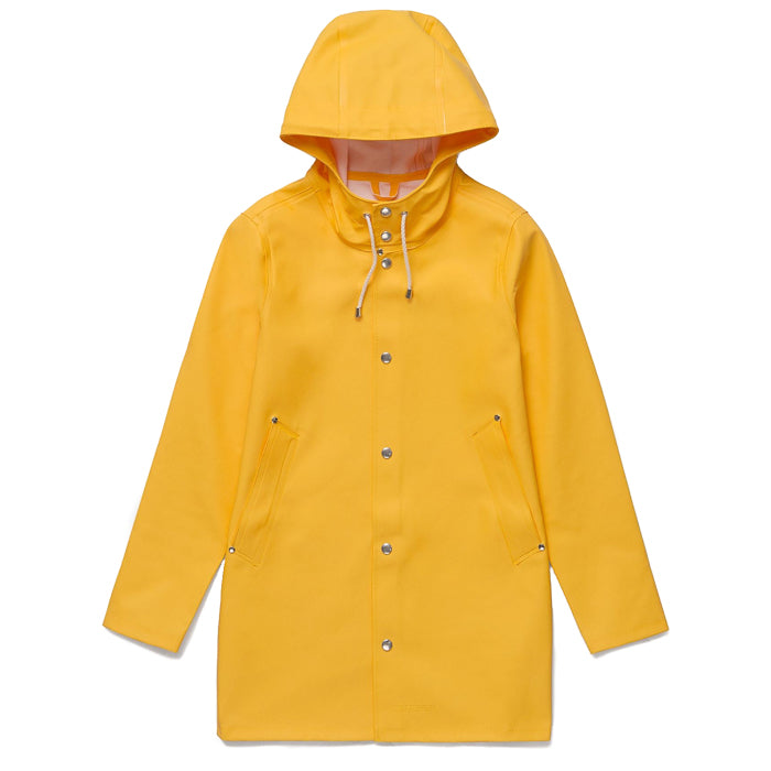 Classic Yellow Raincoat