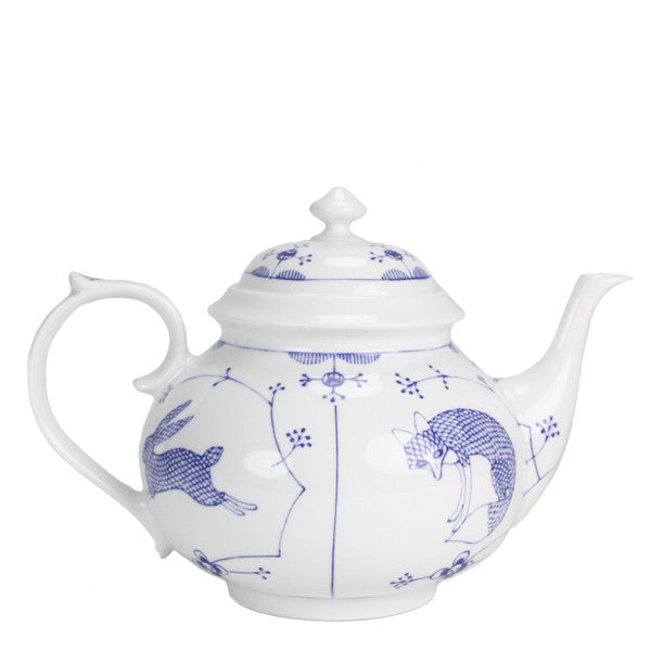 Clerkenwell Bone China Teapot Brook Farm General Store