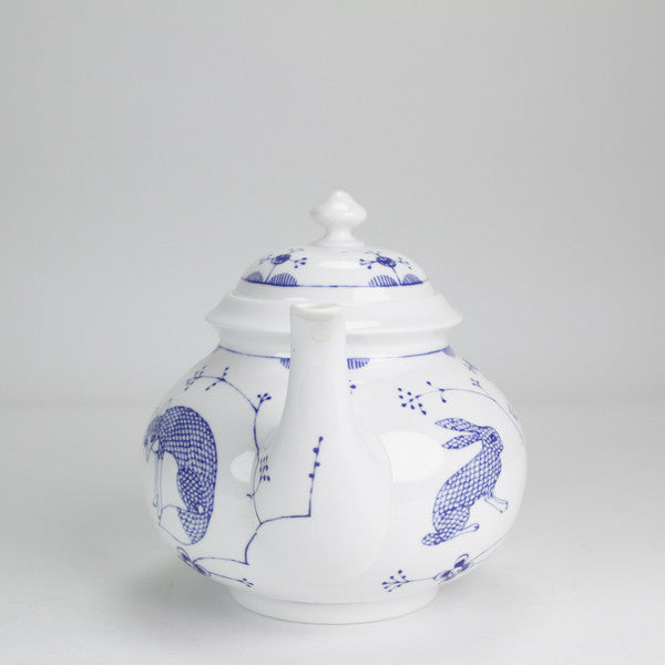 Clerkenwell Bone China Teapot