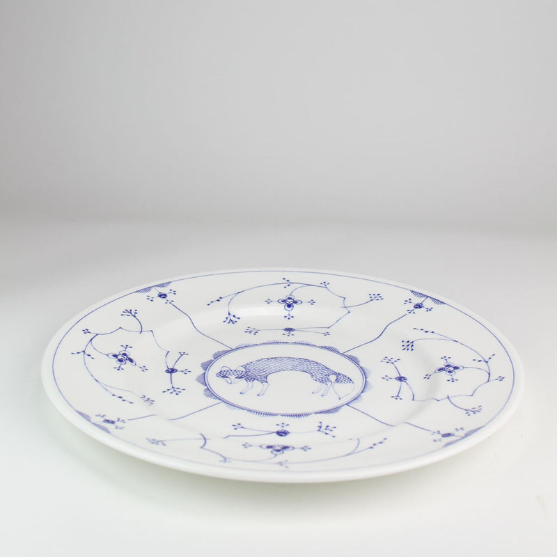 Clerkenwell Bone China Dinner Plate