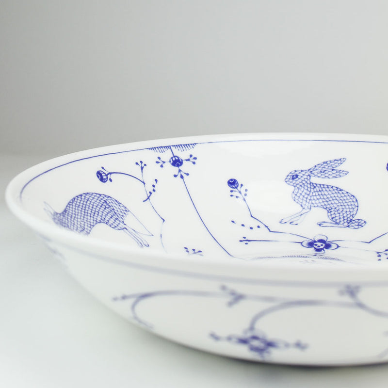 Clerkenwell Bone China Serving Bowl