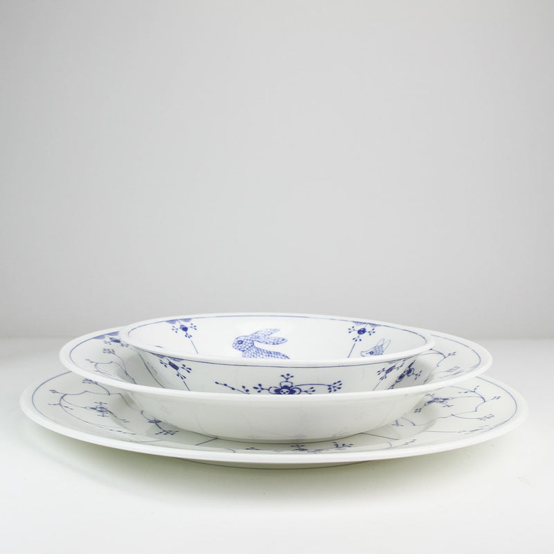 Clerkenwell Bone China Soup Plate
