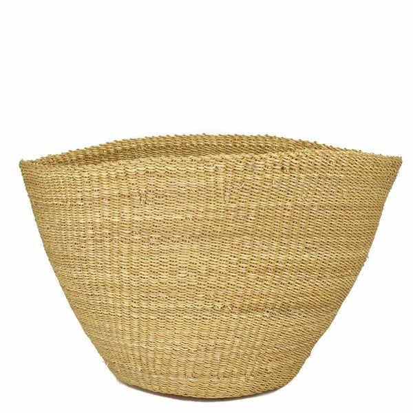 Elephant Grass Basket