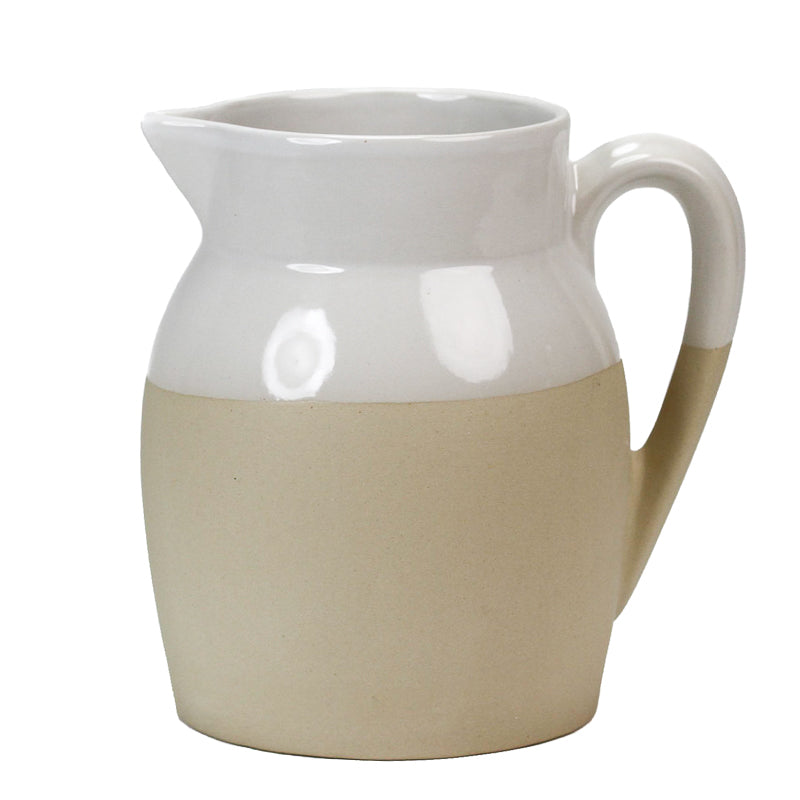 French Stoneware Jug