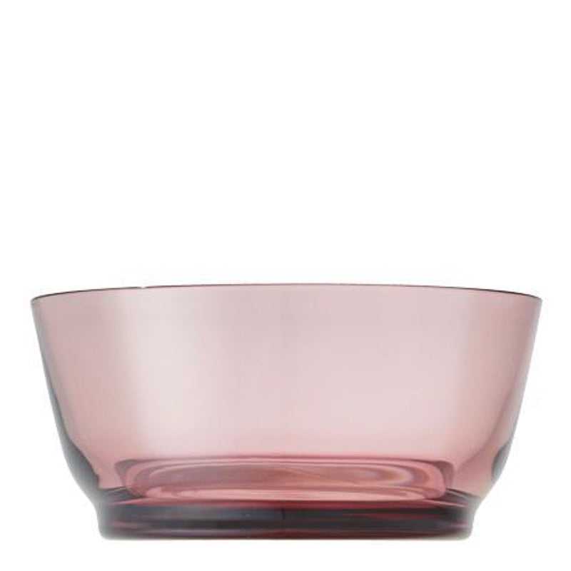 Glass Bowl - Purple