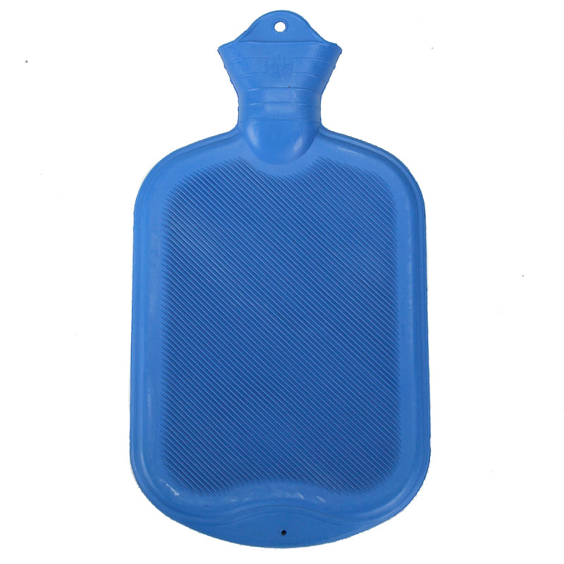 Hot Water Bottle - Blue