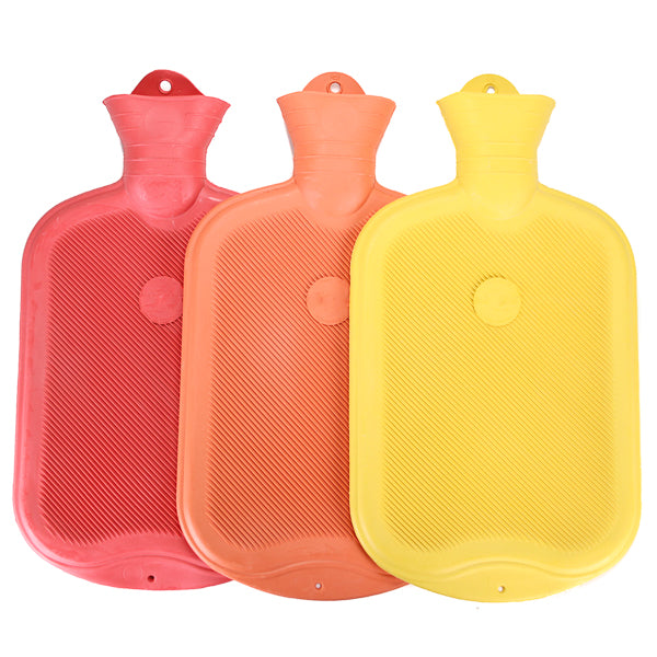 Hot Water Bottle - Orange