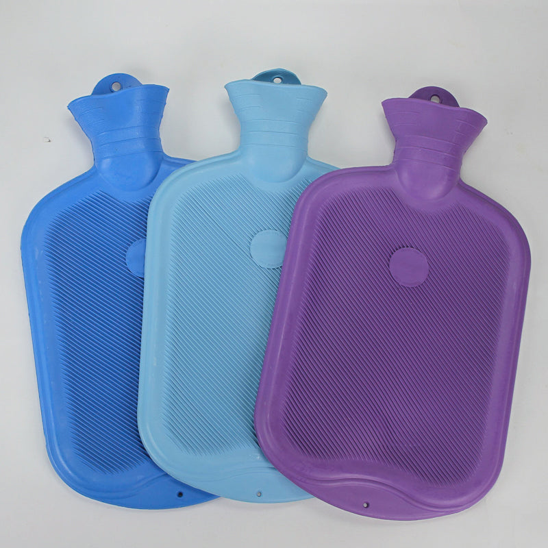 Hot Water Bottle - Light Blue