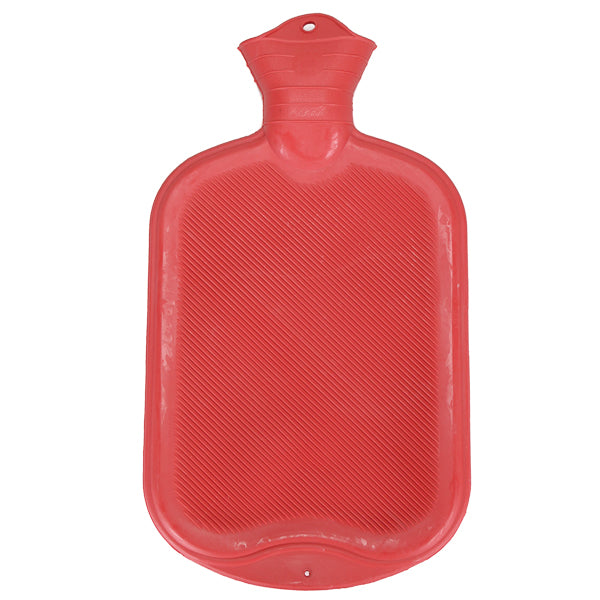 Hot Water Bottle - Red
