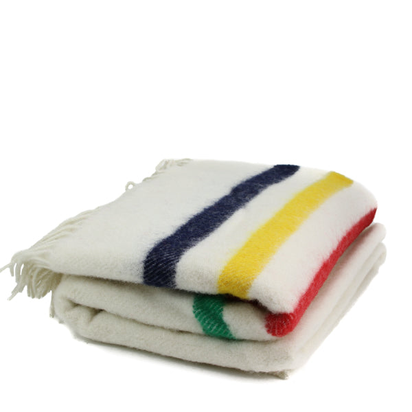 Hudson Bay Throw Blanket
