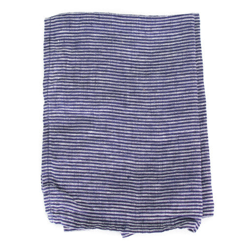 Indigo Stripes Dish Towel
