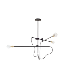 Workstead Industrial Chandelier