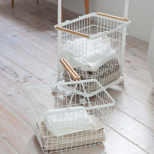 Laundry Wagon and Baskets