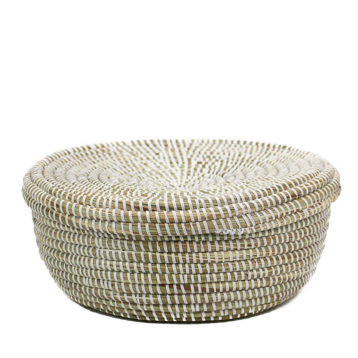 Lidded Basket Box
