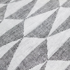 Linen-Blanket-Black-and-White-Diamonds