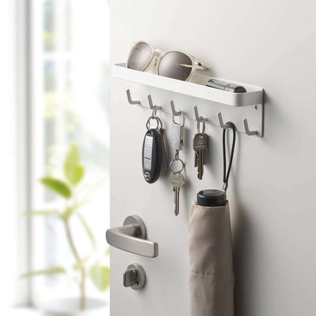 Magnetic Hook Shelf