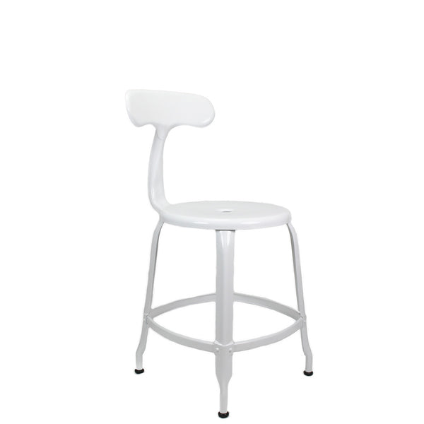 Nicolle Chair - Glossy White