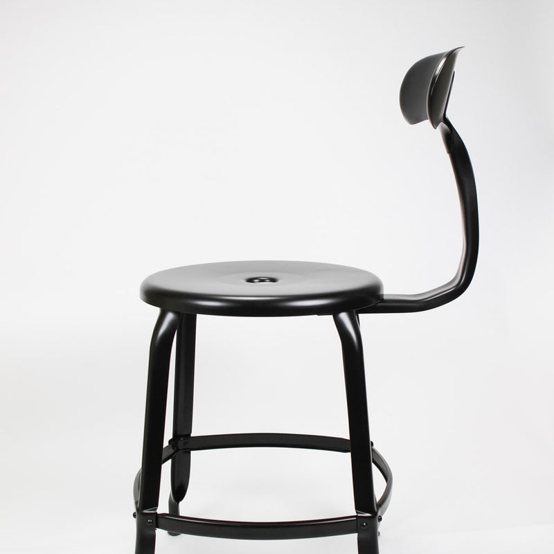 Nicolle Chair - Matte Black
