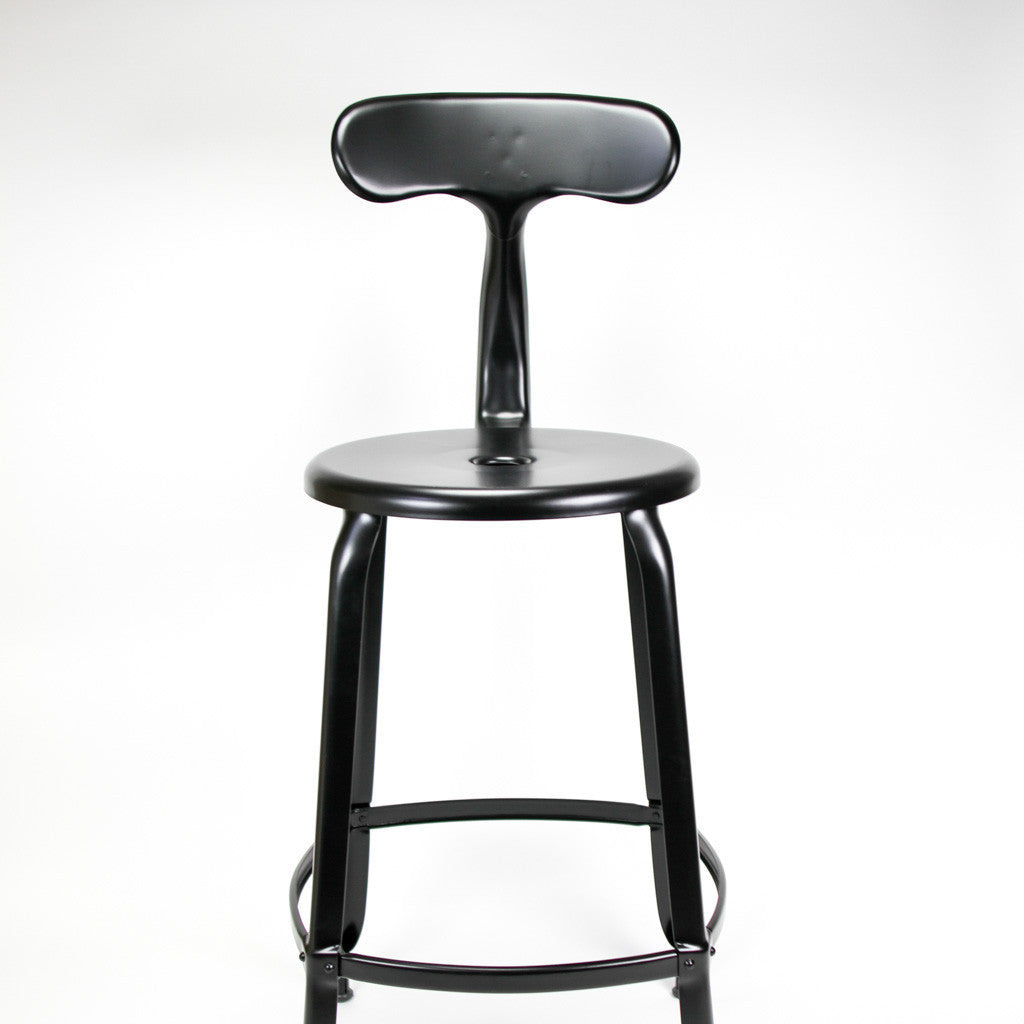 ... Nicolle Counter Stool   Matte Black ...