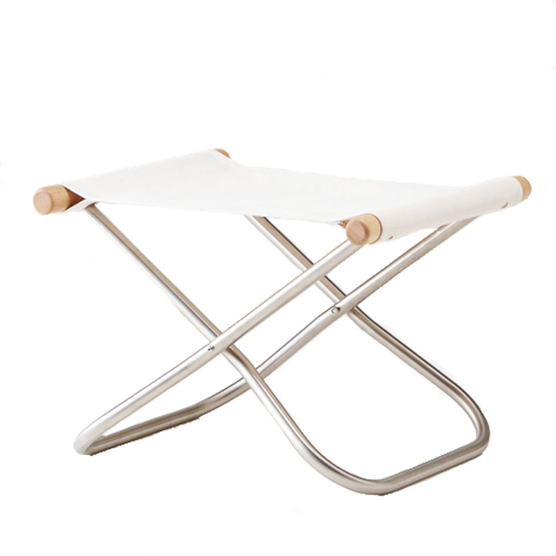 Ny Chair X Ottoman - White