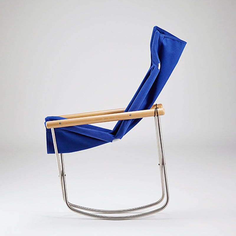 Ny Chair X Rocking - Blue