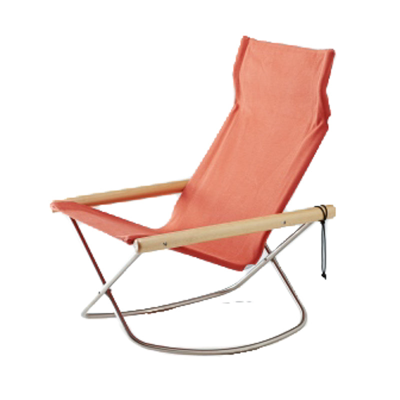 Ny Chair X Rocking - Vermillion