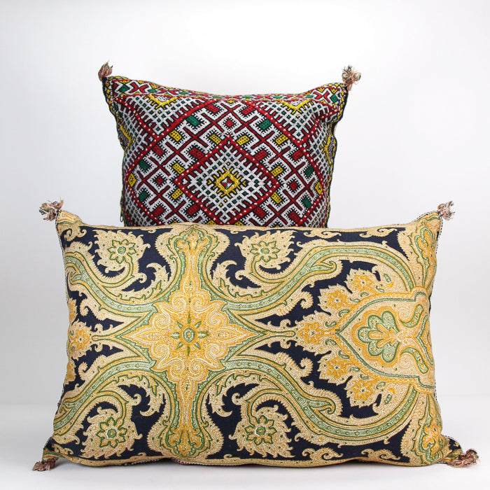 Pair-of-Vintage-Moroccan-Pillows-001
