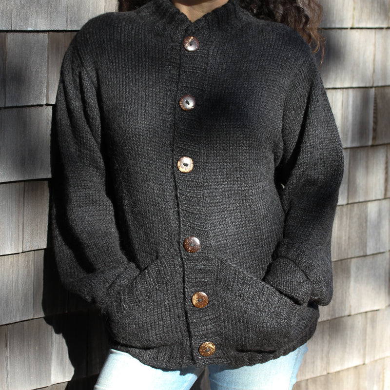 Papat Alpaca Nor'easter - Dark Grey