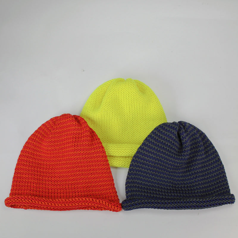 Papat Castine Wool Hat - Neon