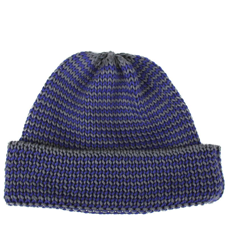 Papat Fisherman Cotton Hat - Inky Stripes