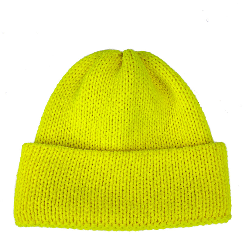 Papat Fisherman Wool Hat - Neon