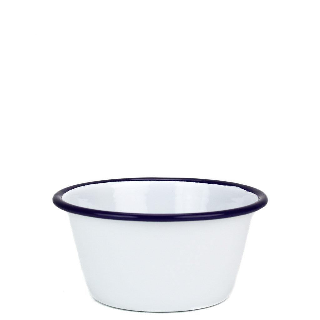 Set of 4 Enamel Bowls