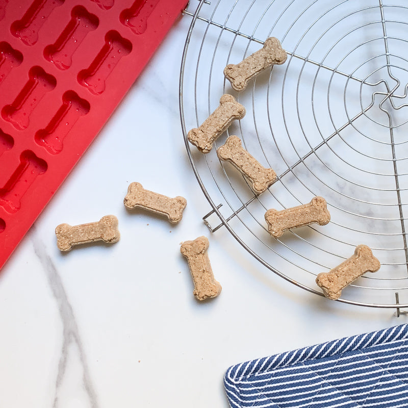 Silicone Dog Biscuit Mold