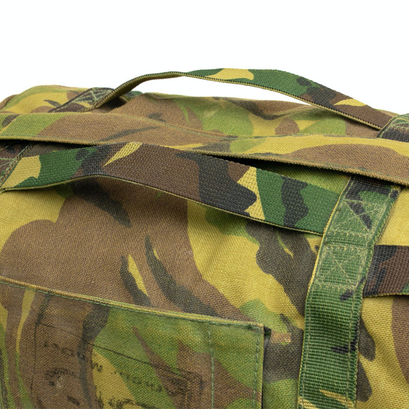 Small Camo Duffle Bag