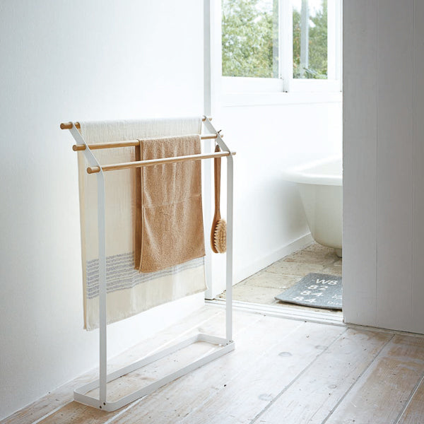 Standing Towel Rack
