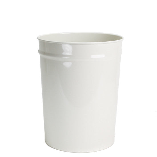 Steel Wastepaper Bin - Small