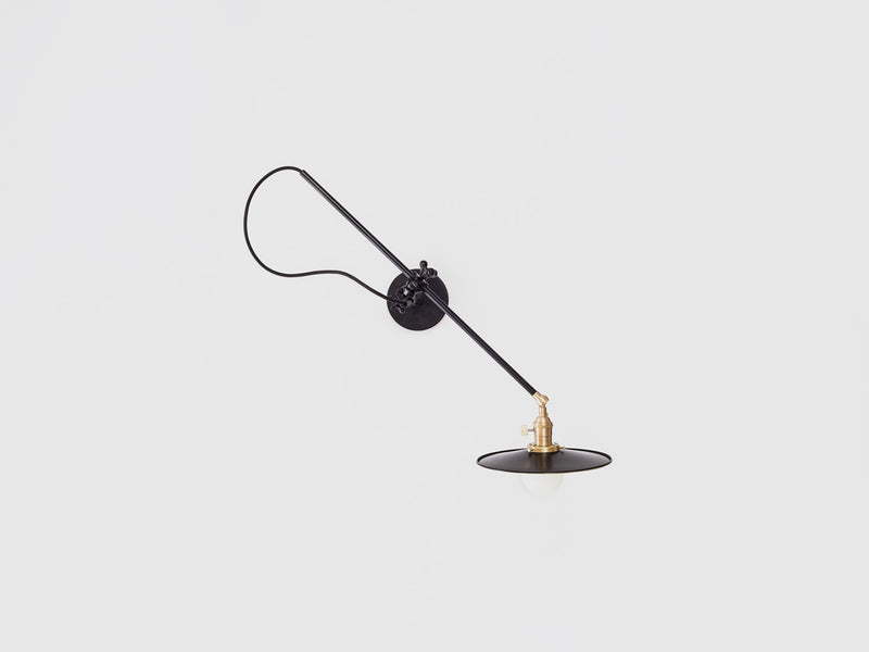 Workstead Wall Lamp - Black