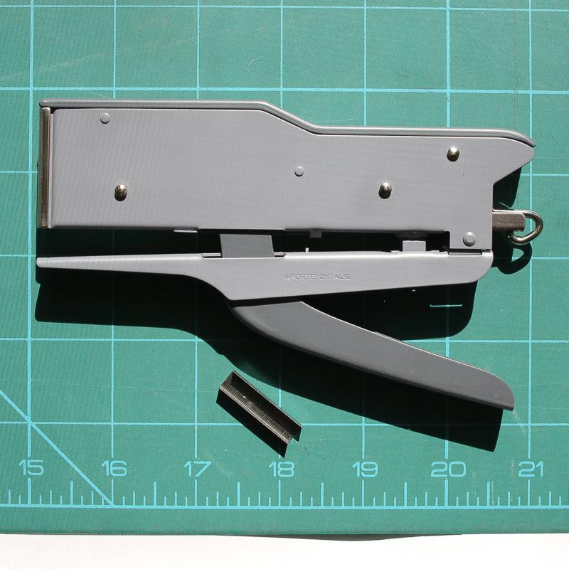 Zenith Stapler 548/E - Replay