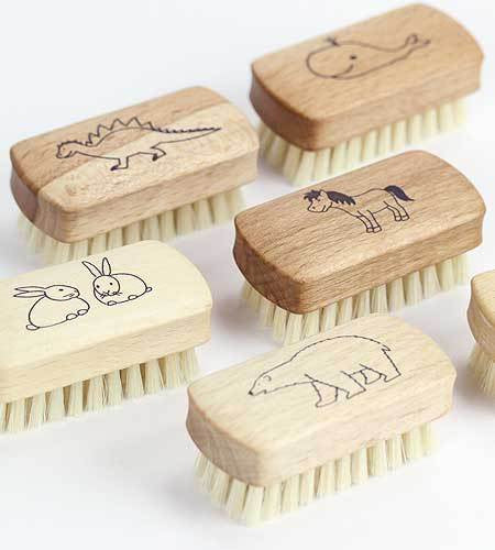 Child's Nail Brush