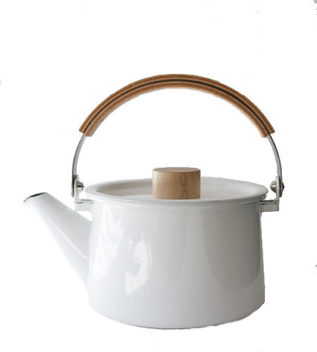 Enamel Tea Kettle