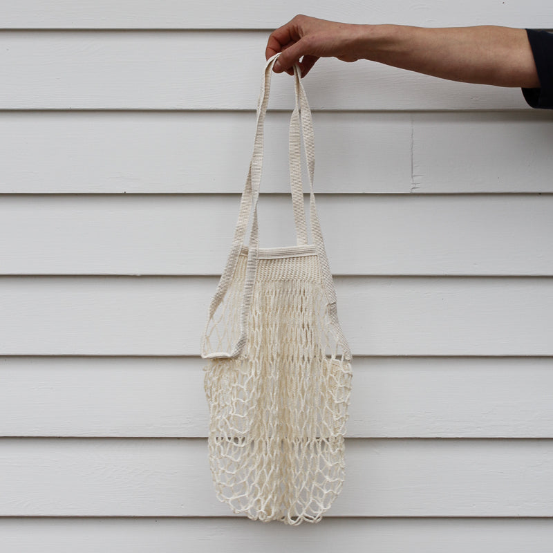 French Grocery Bag - Natural