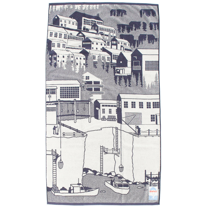 Beach Towel - New England
