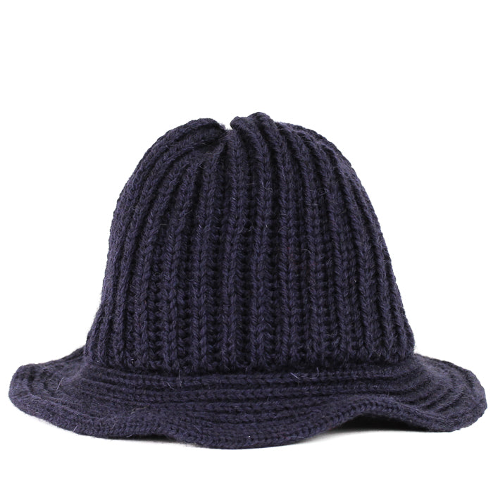Fisherman Brim Hat - Indigo